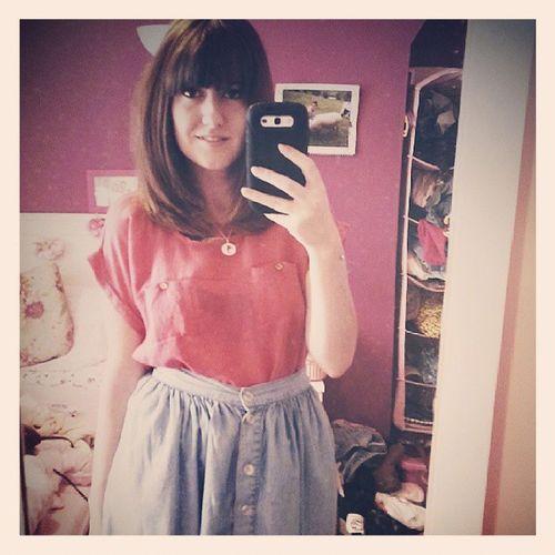 Memememe Me Selfie Ootd Instafashion Pink Denim Girl Clothes Summer Massivephonecase