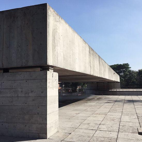 MuBE - Museu Brasileiro da Escultura - São Paulo/SP