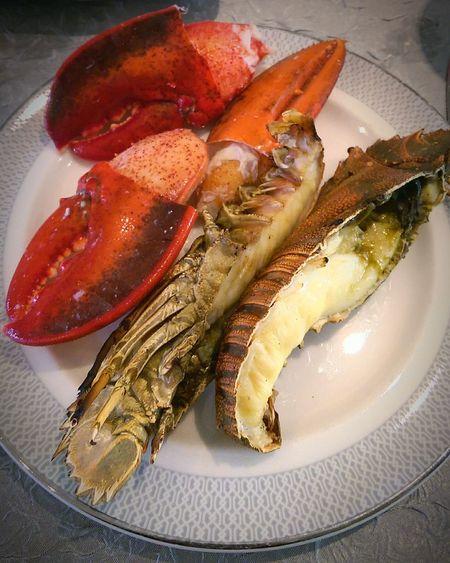 Food Porn AwardsBangkok Sundaybrunch ❤️ re-posting Bangkoktrip LobsterFest Yummy eat till you drop! Lobsters SHELLFISH  Seafoods Enjoying Life Food Photography Food And Drink The Foodie - 2015 EyeEm Awards