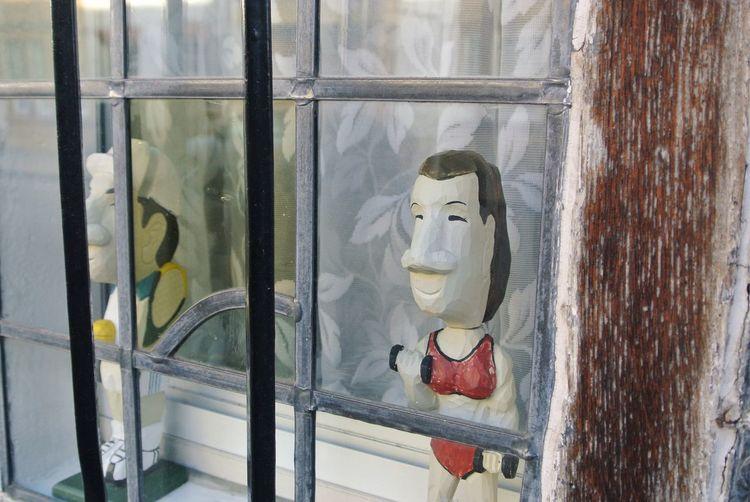 The Shop Around The Corner Shop Figure Window Character