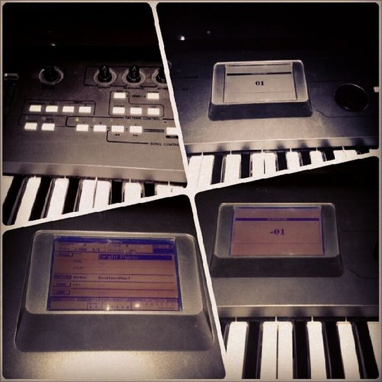 Since kai komplekado man ang mga chOrds sa line'up .. Transposition Technique Apply Yamaha mm6 multieffects keboards ministry music mmusiclover note jesusfreak