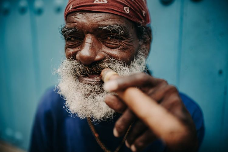 One of the many friendly faces in Havana. The Traveler - 2018 EyeEm Awards The Portraitist-2018 EyeEm Awards Best Of Cuba Portrait EyeEm Selects One Person Real People Headshot Men Portrait Beard Front View The Week On EyeEm Editor's Picks The Portraitist - 2018 EyeEm Awards