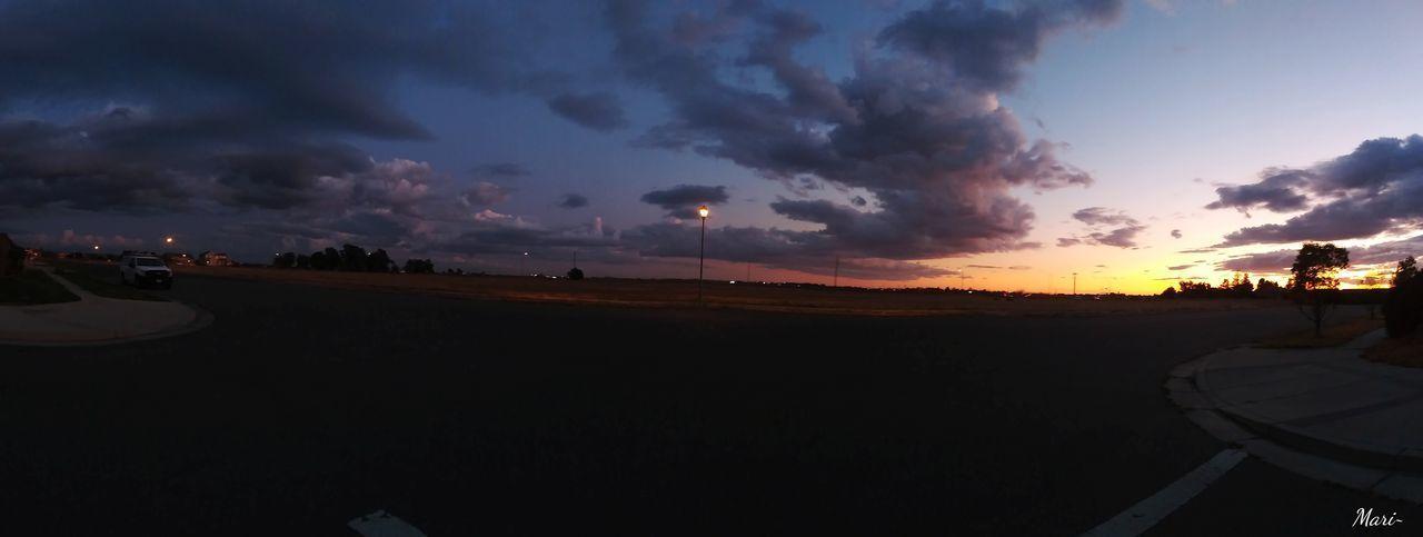 Panoramic Rural