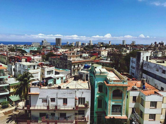 Cuba, Cityscape