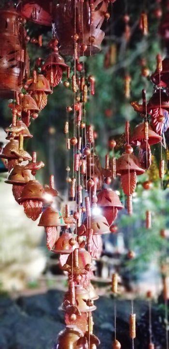 Shilparamamhyderabad Shilparamam Pottery Art Windchimes
