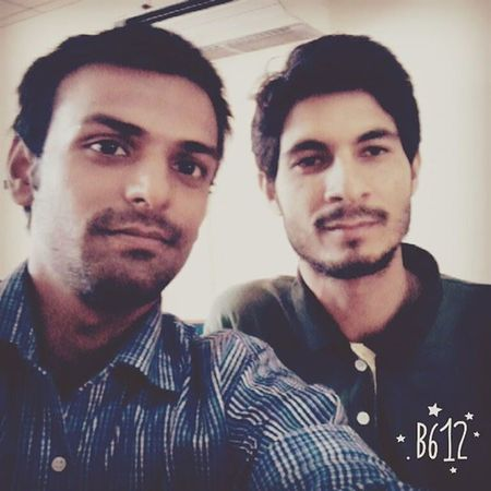 Bilal Bhai CCR Plant Internship Busy Days
