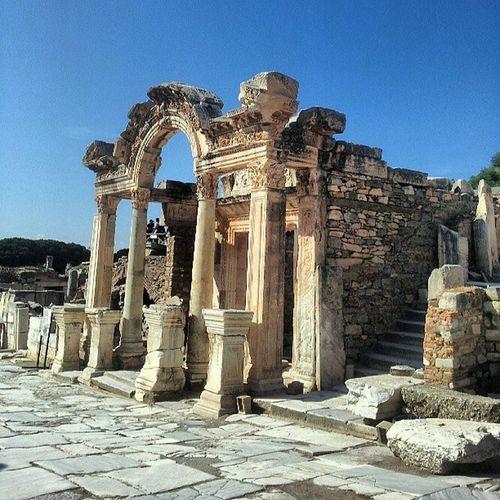 Efes (Ephesus) - Turkey All_shots Architecture bestoftheday beautiful history mytravelgram picoftheday photooftheday
