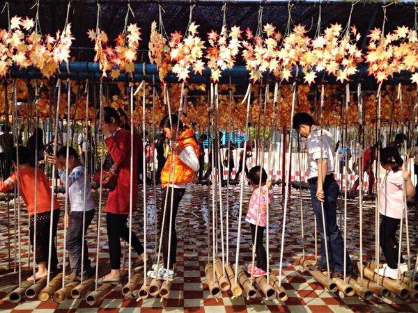 An interesting activity~Une activité intéressante (有趣的活动) Interesting Activity Panyu China Sunshine Sport