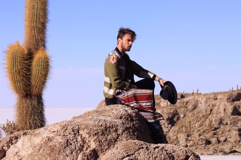 The KIOMI Collection Life needs reflexion. Salar De Uyuni Bolivia Abroad Fashion Taking Photos Enjoying Life Hello World Check This Out Hanging Out Tranquility Southamerica
