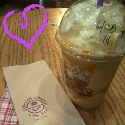 CBTL Icedcaramelcoffee Alone Emotechuvaness