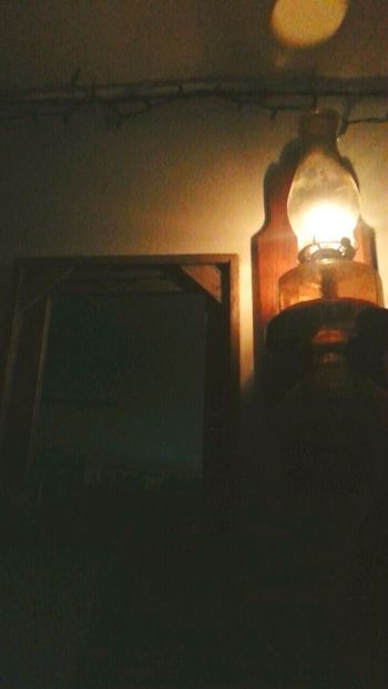 Barnwood Mirror Barbwire Border Farm Life Kansas Storms Heavy Rain Oil Latern Power Outage
