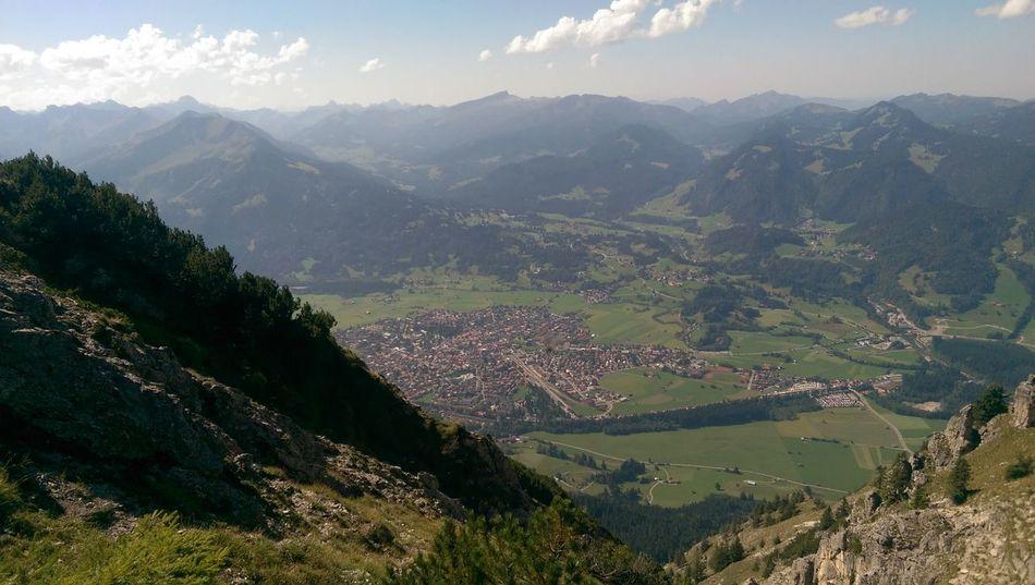 Allgäuer Landschaft