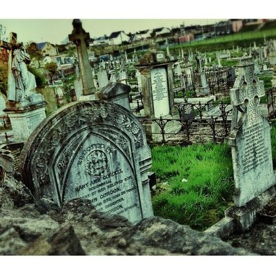 Irish Urban Graveyard Lurgan craigavon northern ireland eire instagood photooftheday iphoneonly igers instamood instagramhub jj picoftheday bestoftheday instadaily igdaily gang_family instagramers jj_forum statigram1 photo1 ignation