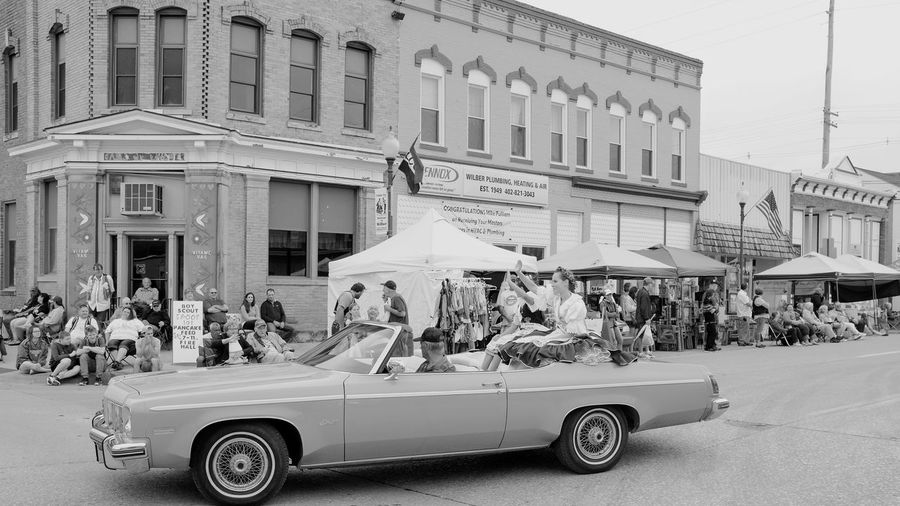 56th Annual National Czech Festival - Saturday August 5, 2017 Wilber, Nebraska Americans Camera Work Celebration Czech-Slovak Event FUJIFILM X100S Getty Images Nebraska Photo Essay Small Town America Storytelling Visual Journal Wilber, Nebraska Architecture Building Exterior Built Structure Car City Culture And Tradition Cultures Czech Days Czech Festival Day Documentary Land Vehicle Large Group Of People Men Outdoors Parade People Photo Diary Real People Road Small Town Stories Street Transportation Women