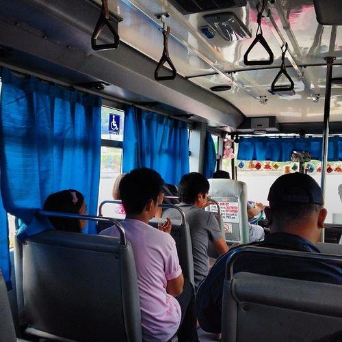 Fafi Bus Workmode Maragondon Minibus