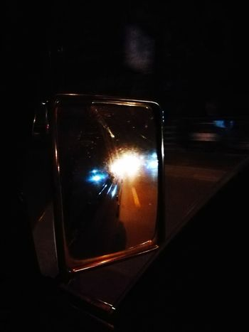 No People Close-up Night Nightshot Rearviewmirrorshot Eyeemgallery HuaweiP9 HuaweiP9Photography Cagayan De Oro City
