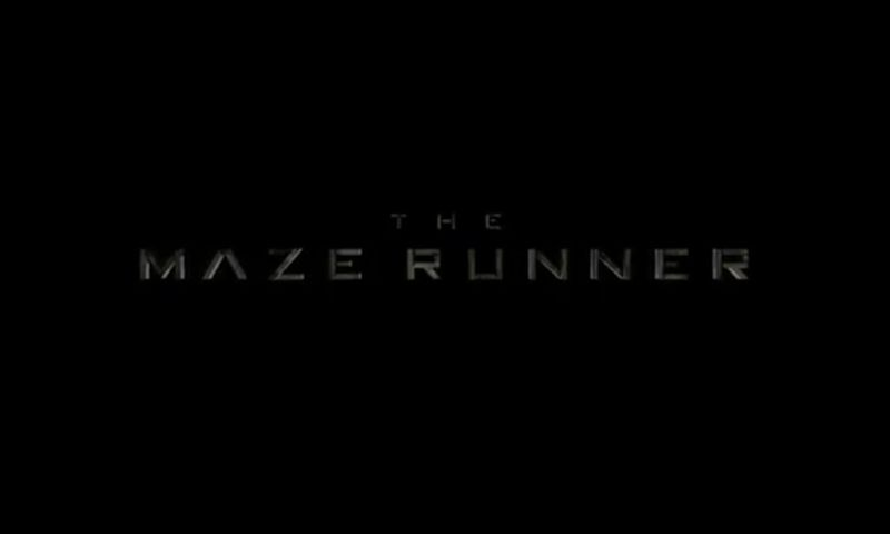 Watch alone Movie Marathon Movies The Maze Runner Alone
