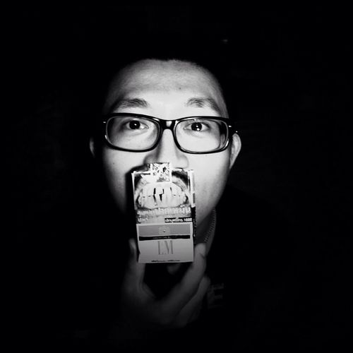 The Portraitist - 2014 EyeEm Awards Black And White Black And White Portrait Self Portrait