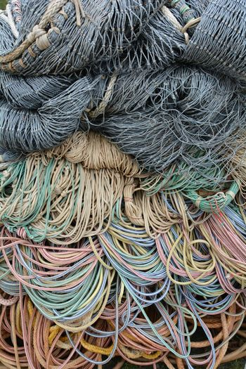 What have we found? Fishing Nets Color Alaska Pacific Textures And Surfaces Visual Weaving Getting Inspired by everday Simplicity in the port of Dutch Harbor, which transfers over a billion dollars in fish and seafood every year. The Photojournalist - 2015 EyeEm Awards