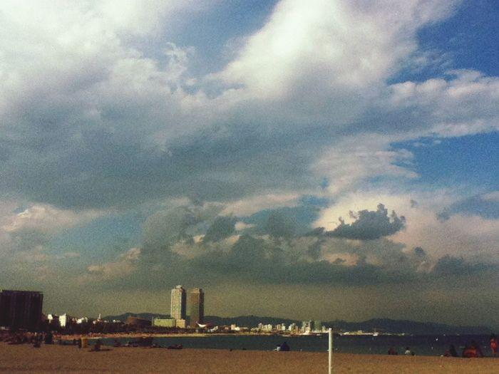 Sea Clouds Photo