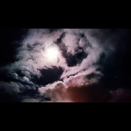 Skytoday Sky Cielo Céu XperiaZ3 XperiaZ3compact Condeixaanova Moon Lua  @sonyxperia Nofilter Manualmode