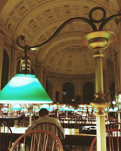 The best spot for studying/working in Boston 📚📑 Latergram BostonPublicLibrary Boston Copley Library Librarylove Quietroom Focus Study Work Igboston Igersboston VSCO Vscocam