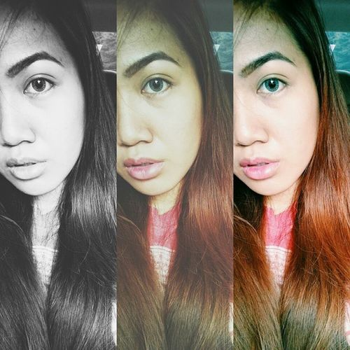 ???? Selfie Asian  Pinay BeFunky vsco vscocam filipina seriousface