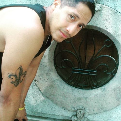 En la Roma encuentras muchas Flordelis Tattoo Scouts TatuadoPorDani
