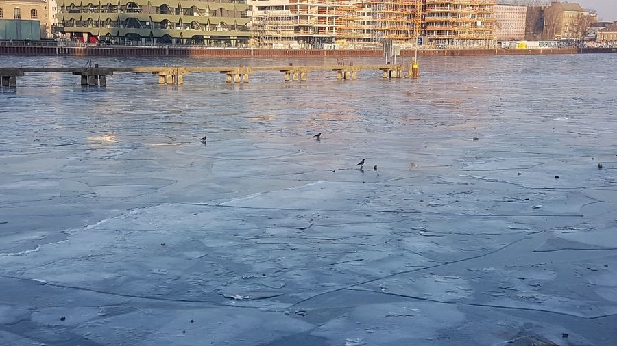 Frozed river Spree in Berlin, Germany Berlin Cityscape Freezing Freezing Cold Frozen River Spree Berlin Spree Spree River Berlin Winter Wintertime Architecture Building Exterior Cold Temperature Frozen River Iced Iced River Landscape Nature No People Outdoors River Spree Spree River Spree Riverside Water Wintertime ⛄