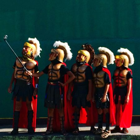 The Photojournalist - 2017 EyeEm Awards Romans Roman Soldier Moriones Festival Moriones Day Marinduque,Philippines People eyeemnewhere EyeEmNewHere EyeEmNewHerе Connected By Travel
