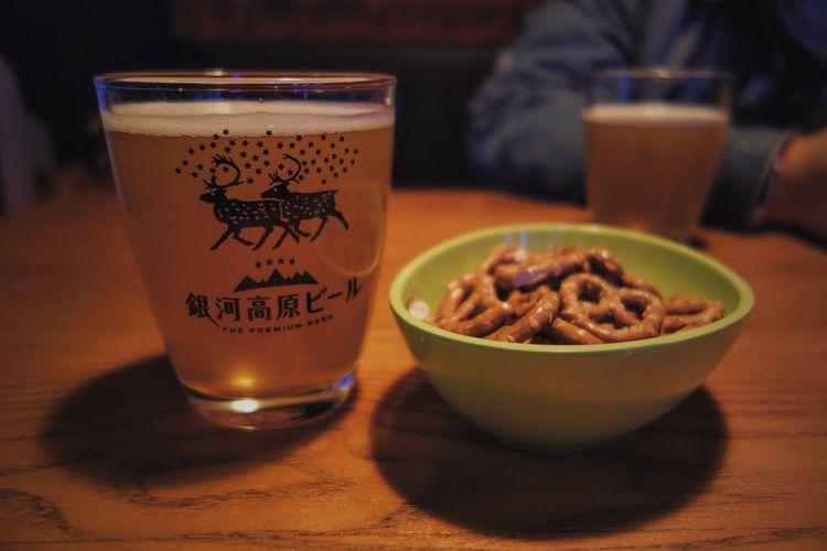 Ginga Kogen Beer Beauty In Ordinary Things