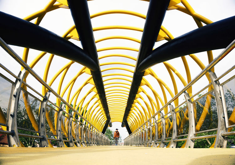 The Architect - 2016 EyeEm Awards Bridge Sony A6000 Yellow Perspective Getting Inspired The Street Photographer - 2016 EyeEm Awards Picturing Individuality My Dear The Portraitist - 2016 EyeEm Awards From My Point Of View Bridges The Week Of Eyeem Symmetry Symmetrical The Following Feel The Journey The Innovator The Mix Up 43 Golden Moments Original Experiences Showcase June The Journey Is The Destination The Magic Mission The Color Of Technology The Graphic City Creative Space