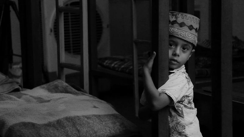 Innocence Bed Black And White Blackandwhite Boys Canon Canonphotography Child Childhood Day Elementary Age Home Interior Indoors  Leisure Activity Lifestyles Looking At Camera One Person People Portrait Real People Standing