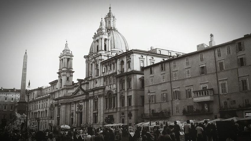 Rome Roma Rom Italy PiazzaNavona Holiday Traveling Beautiful Day Taking Photos The Traveler - 2015 EyeEm Awards