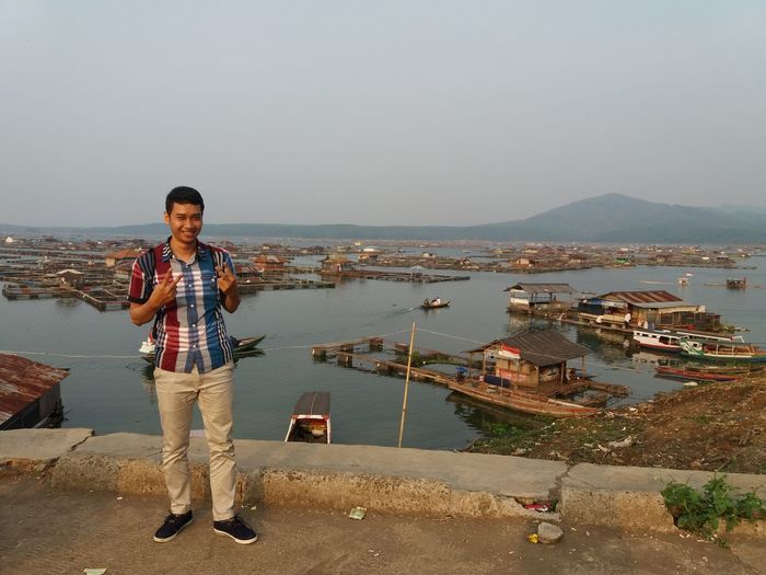Waduk Calincing Cianjur Lake View Lake Lakeview Mountain Water Panorama Panoramic Photography Indonesia Indonesia_photography