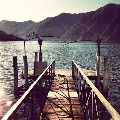 Lugano Sea Water Blue Lake Mountain Swiss Schweiz Lugano Alp Lagodilugano Luganersee