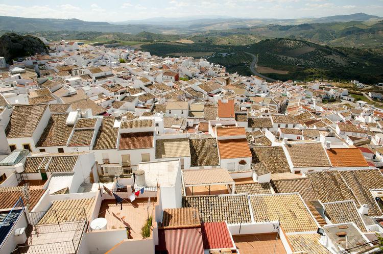 Olvera Village SPAIN City España Olvera Town Village