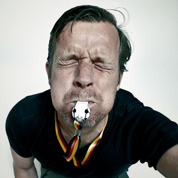 Enthusiasm Fan Fan - Enthusiast Funny Faces Germany Loud Whistleblower Wm Worldchampionship