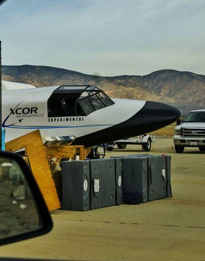 Mental, Experimental @ Mojave Airport, california