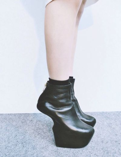 Noritaka Tatehana HeelLess Shoes イメージメーカー展