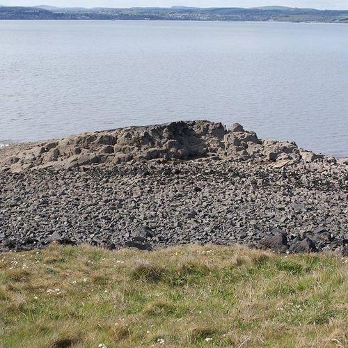 Cramond Sea Rocks