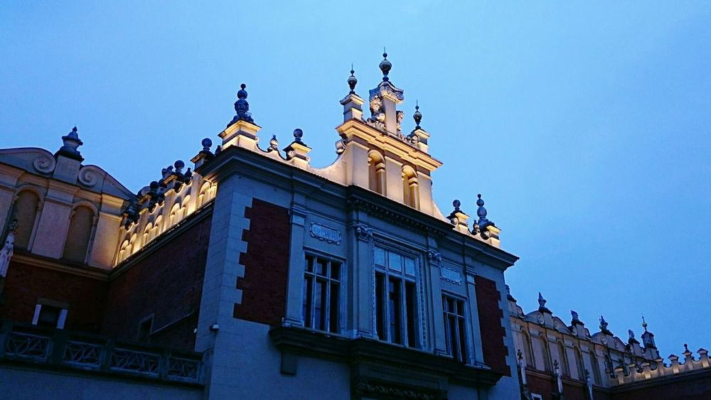 Architecture_collection Old Town Lights And Shadows Travel Destinations Kraków, Poland