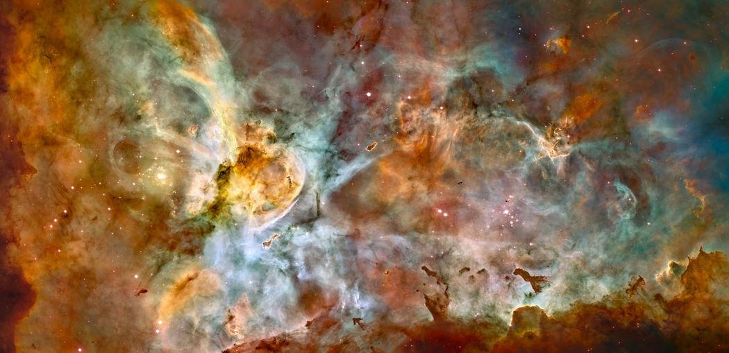 Full frame shot of multi colored sky