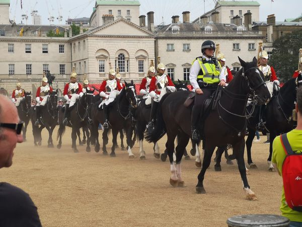 London City Sports Race Competition Politics And Government Horse Racing Tradition Parade Riding Horseback Riding Men Horse Horsedrawn Herbivorous Paddock