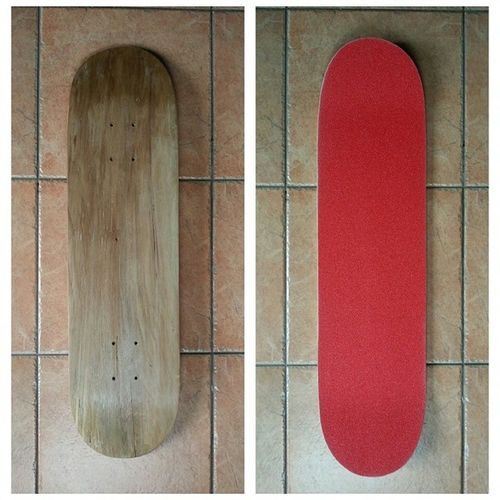 I was bored so I gave my sons deck a new lease of life. Skateboard Enuff Griptape