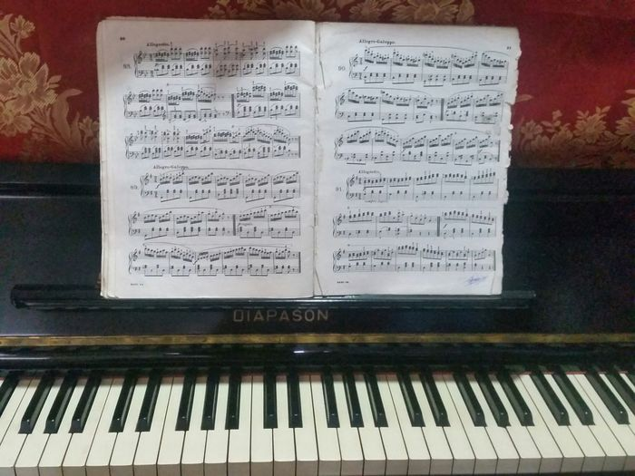 Morning routine hand exercise Piano Practice Piano Time