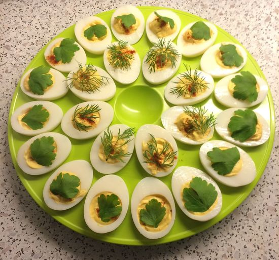 Deviled Eggs Deviled Egg Tray