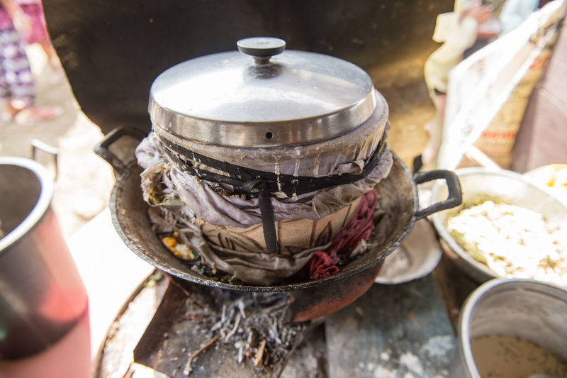 Food And Drink Kitchen Utensil Household Equipment Close-up Food Tea Kettle Tea Teapot Freshness Focus On Foreground Kettle Preparation  No People Refreshment Drink Tea - Hot Drink Day Still Life Hot Drink Crockery Tea Cup Steel