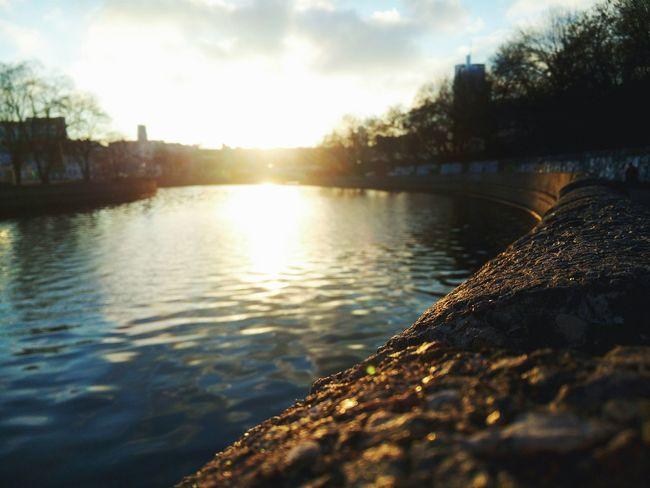 Закат Landscape River Embankment City Cityscapes Sunset Mobilephotography Meizumx4 набережная
