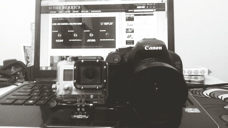 Gopro3 or Canon T3i or both Gopro3blackedition Canon Bored Skatelife